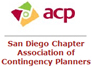San Diego Chapter Association of Contingency Planners